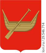 Купить «Герб города Лодзь. Польша», иллюстрация № 29546714 (c) Владимир Макеев / Фотобанк Лори