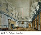 Купить «Cattermole Richard - Hampton Court - the Queen's Guard Chamber.», фото № 29549050, снято 20 июня 2019 г. (c) age Fotostock / Фотобанк Лори