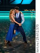 Купить «German RTL Live TV Show 'Let's Dance' at MMC Studios in Ossendorf. Featuring: Bela Klentze, Oana Nechiti Where: Cologne, Germany When: 16 Mar 2018 Credit: WENN.com», фото № 29612570, снято 16 марта 2018 г. (c) age Fotostock / Фотобанк Лори