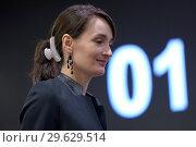 Купить «Grandmaster Kateryna Lagno, Russia», фото № 29629514, снято 30 декабря 2018 г. (c) Stockphoto / Фотобанк Лори