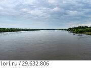 Купить «Река Камчатка летом», фото № 29632806, снято 30 июля 2018 г. (c) А. А. Пирагис / Фотобанк Лори