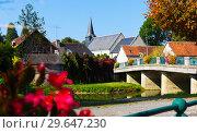 Купить «Village in France», фото № 29647230, снято 8 октября 2018 г. (c) Яков Филимонов / Фотобанк Лори