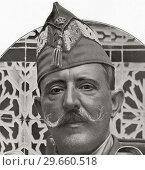 Купить «José Cavalcanti de Alburquerque y Padierna, 1871 - 1937. Spanish politician and military officer. Noted for his heroic action at Taxdirt, Morocco in 1909...», фото № 29660518, снято 11 июля 2020 г. (c) age Fotostock / Фотобанк Лори