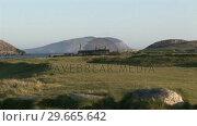 Купить «Ballinskelligs On the Ring of Kerry», видеоролик № 29665642, снято 19 апреля 2019 г. (c) Wavebreak Media / Фотобанк Лори