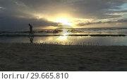 Купить «Stock Footage Paradise», видеоролик № 29665810, снято 19 августа 2019 г. (c) Wavebreak Media / Фотобанк Лори
