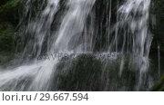 Купить «Flowing Waterfall», видеоролик № 29667594, снято 26 марта 2019 г. (c) Wavebreak Media / Фотобанк Лори
