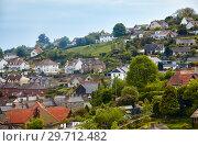Купить «The fishing village of Beer on East Devon's Jurassic Coast. England», фото № 29712482, снято 12 мая 2009 г. (c) Serg Zastavkin / Фотобанк Лори