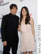 Купить «33rd Annual Film Independent Spirit Awards at Santa Monica Pier - Arrivals Featuring: Samantha Quan, Sean Baker Where: Los Angeles, California, United States When: 03 Mar 2018 Credit: Apega/WENN.com», фото № 29717810, снято 3 марта 2018 г. (c) age Fotostock / Фотобанк Лори