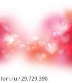 Купить «Pink gentle background», иллюстрация № 29729390 (c) Миронова Анастасия / Фотобанк Лори