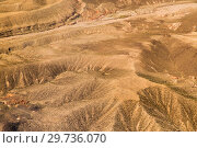 Купить «aerial view of grand canyon from helicopter», фото № 29736070, снято 1 марта 2018 г. (c) Syda Productions / Фотобанк Лори
