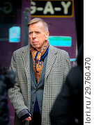 Купить «Timothy Spall seen walking in Soho as he pass the G.A.Y Nightclub in Soho. Timothy is promoting his latest film 'Finding Your Feet' and looked slimmer...», фото № 29760470, снято 21 февраля 2018 г. (c) age Fotostock / Фотобанк Лори