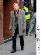 Купить «Timothy Spall seen walking in Soho as he pass the G.A.Y Nightclub in Soho. Timothy is promoting his latest film 'Finding Your Feet' and looked slimmer...», фото № 29760474, снято 21 февраля 2018 г. (c) age Fotostock / Фотобанк Лори