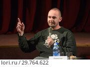 Купить «Режиссёр Борис Хлебников», фото № 29764622, снято 6 декабря 2013 г. (c) Владимир Ковальчук / Фотобанк Лори