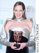 Купить «71st EE British Academy Film Awards (BAFTA) - Press Room Featuring: Allison Janney Where: London, United Kingdom When: 18 Feb 2018 Credit: WENN.com», фото № 29764854, снято 18 февраля 2018 г. (c) age Fotostock / Фотобанк Лори