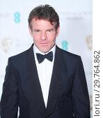 Купить «71st EE British Academy Film Awards (BAFTA) - Press Room Featuring: Dennis Quaid Where: London, United Kingdom When: 18 Feb 2018 Credit: WENN.com», фото № 29764862, снято 18 февраля 2018 г. (c) age Fotostock / Фотобанк Лори