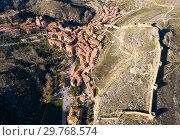 Купить «Albarracin – Spanish medieval village», фото № 29768574, снято 4 декабря 2018 г. (c) Яков Филимонов / Фотобанк Лори