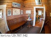 Купить «Interior of the museum Alexander Suvorov in the museum-estate», фото № 29787142, снято 22 июля 2017 г. (c) FotograFF / Фотобанк Лори