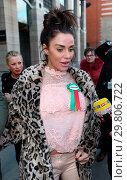 Купить «Katie Price leaves Portcullis House, with her mother Amy and son Harvey, after addressing a parliamentary sub-committee on on-line hate Featuring: Katie...», фото № 29806722, снято 6 февраля 2018 г. (c) age Fotostock / Фотобанк Лори