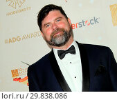 Купить «22nd Annual Art Directors Guild Awards 2018 held at the Ray Dolby Ballroom at Hollywood & Highland in Hollywood, California. Featuring: Todd Fjelsted Where...», фото № 29838086, снято 27 января 2018 г. (c) age Fotostock / Фотобанк Лори