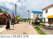 Купить «Raifa Bogoroditsky monastery near the Kazan», фото № 29851578, снято 11 июня 2018 г. (c) FotograFF / Фотобанк Лори