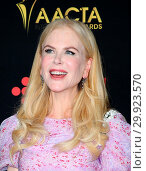 Купить «7th AACTA International Awards - Arrivals Featuring: Nicole Kidman Where: Hollywood, California, United States When: 05 Jan 2018 Credit: FayesVision/WENN.com», фото № 29923570, снято 5 января 2018 г. (c) age Fotostock / Фотобанк Лори