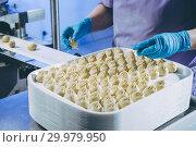 Купить «process of making buuza», фото № 29979950, снято 7 февраля 2019 г. (c) Mark Agnor / Фотобанк Лори