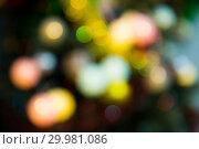 Купить «Abstract Christmas background», фото № 29981086, снято 2 января 2018 г. (c) Яков Филимонов / Фотобанк Лори
