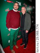 Купить «FOX's 'A Christmas Story Live!' Lighting Event Featuring: Adam Siegel, Marc Platt Where: Los Angeles, California, United States When: 24 Nov 2017 Credit: FayesVision/WENN.com», фото № 29988774, снято 24 ноября 2017 г. (c) age Fotostock / Фотобанк Лори