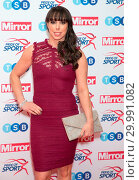 Купить «Daily Mirror Pride of Sport Awards at Grosvenor House Hotel - Arrivals Featuring: Beth Tweddel Where: London, United Kingdom When: 22 Nov 2017 Credit: WENN.com», фото № 29991082, снято 22 ноября 2017 г. (c) age Fotostock / Фотобанк Лори