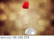 Купить «Composite image of red heart», фото № 30109374, снято 21 января 2015 г. (c) Wavebreak Media / Фотобанк Лори