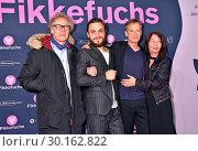 Thomas Bading, Franz Rogowski, Jan Henrik Stahlberg, Susanne Bredehoeft... (2017 год). Редакционное фото, фотограф AEDT / WENN.com / age Fotostock / Фотобанк Лори