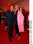 Купить «Celebrities attending the 'Kinky Boots' Musical Premiere at Operettenhaus, Hamburg Featuring: Natscha Ochsenknecht mit ihrem Freund Umut Kekilli Where...», фото № 30169062, снято 3 декабря 2017 г. (c) age Fotostock / Фотобанк Лори