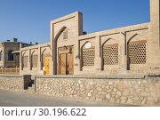 Караван-сарай Ахмаджон, XIX век, Бухара, Узбекистан (2016 год). Стоковое фото, фотограф Юлия Бабкина / Фотобанк Лори