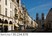 Купить «Orleans street leading to Cathedral», фото № 30234878, снято 9 октября 2018 г. (c) Яков Филимонов / Фотобанк Лори