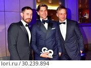 GQ Men of the Year award (Maenner des Jahres) at Komische Oper. Berlin... (2017 год). Редакционное фото, фотограф AEDT / WENN.com / age Fotostock / Фотобанк Лори