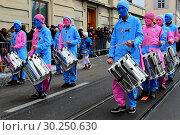 Купить «Switzerland Basel Carnival», фото № 30250630, снято 20 июня 2019 г. (c) age Fotostock / Фотобанк Лори