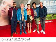 Premiere 'Rock My Heart' at Cinemaxx Potsdamer Platz. (2017 год). Редакционное фото, фотограф AEDT / WENN.com / age Fotostock / Фотобанк Лори