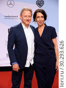 Купить «First Steps Awards at Theater des Westens - Arrivals Featuring: Axel Pape, Gioia Raspe Where: Berlin, Germany When: 18 Sep 2017 Credit: WENN.com», фото № 30293626, снято 18 сентября 2017 г. (c) age Fotostock / Фотобанк Лори