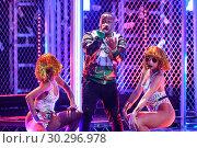 Купить «2017 BET Hip Hop Awards at the Fillmore Theater Miami Beach - Show Featuring: Yo Gotti Where: Miami, Florida, United States When: 06 Oct 2017 Credit: WENN.com», фото № 30296978, снято 6 октября 2017 г. (c) age Fotostock / Фотобанк Лори