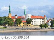 Riga Old Town (2017 год). Стоковое фото, фотограф Татьяна Савватеева / Фотобанк Лори