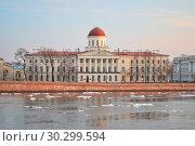 Saint-Petersburg in spring (2009 год). Стоковое фото, фотограф Татьяна Савватеева / Фотобанк Лори