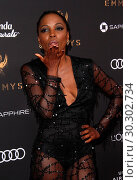 Купить «Television Academy 69th Emmy Performer Nominees Cocktail Reception held at the Wallis Annenberg Center for the Performing Arts - Arrivals Featuring: Shanola...», фото № 30302734, снято 15 сентября 2017 г. (c) age Fotostock / Фотобанк Лори