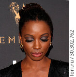 Купить «Television Academy 69th Emmy Performer Nominees Cocktail Reception held at the Wallis Annenberg Center for the Performing Arts - Arrivals Featuring: Shanola...», фото № 30302762, снято 15 сентября 2017 г. (c) age Fotostock / Фотобанк Лори
