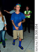 Купить «Justin Bieber leaves Church service in Givenchy sandals», фото № 30308054, снято 14 сентября 2017 г. (c) age Fotostock / Фотобанк Лори
