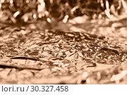 Купить «Brown background in sepia style», фото № 30327458, снято 15 февраля 2019 г. (c) Владимир Белобаба / Фотобанк Лори