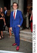 Купить «Celebrities arrive at The Daily Mirror and RSPCA Animal Hero Award, at the Grovesnr House Hotel Featuring: Tom fletcher Where: London, United Kingdom When: 07 Sep 2017 Credit: WENN.com», фото № 30334666, снято 7 сентября 2017 г. (c) age Fotostock / Фотобанк Лори