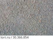 Купить «Серый натуральный фон, вулканический песок», фото № 30366854, снято 12 сентября 2018 г. (c) А. А. Пирагис / Фотобанк Лори