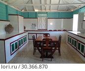 Кухня. Музей в поместье  семьи Кастро, Биран, Куба (2018 год). Стоковое фото, фотограф Татьяна Пухова / Фотобанк Лори