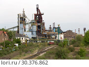 Купить «France, Lorraine, Hayange - Decommissioned steelworks in the structurally weak city, elected 2014 Front National politician mayor of Lorraine», фото № 30376862, снято 2 мая 2018 г. (c) Caro Photoagency / Фотобанк Лори