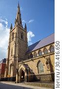 Купить «Cathedral Church of St Marie. Sheffield. England», фото № 30416650, снято 7 мая 2009 г. (c) Serg Zastavkin / Фотобанк Лори